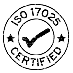 Balance Services are ISO:17025 Accredited